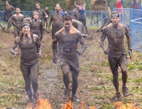 Spartan vs. Tough Mudder vs. Mud Hero