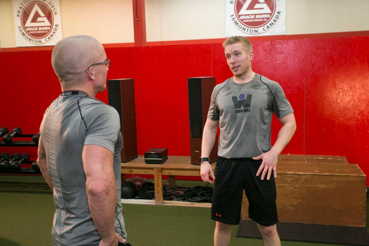 Iron Will Fitness Personal Training