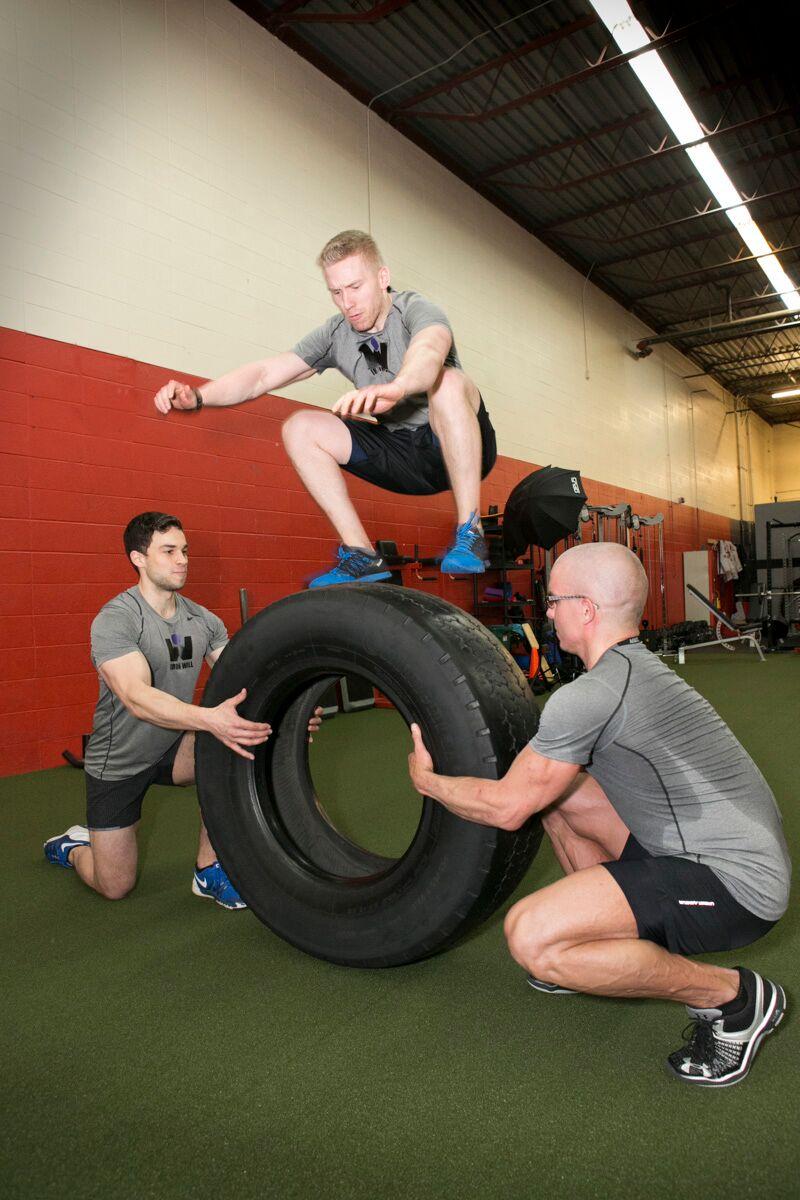 Iron Will Fitness Group Training
